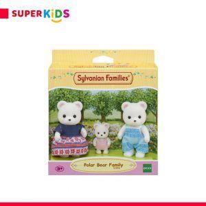 sylvanian families oso polar