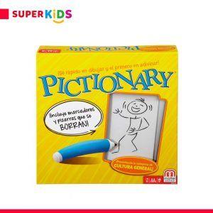 pictionary caja