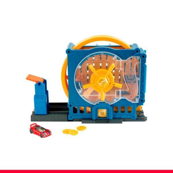 2-Hot-Wheels-Pista-Rescate-en-el-Banco