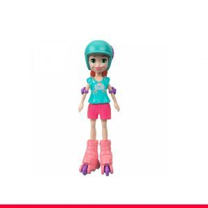 2-Polly-Pocket-Lila-Patines-Chic