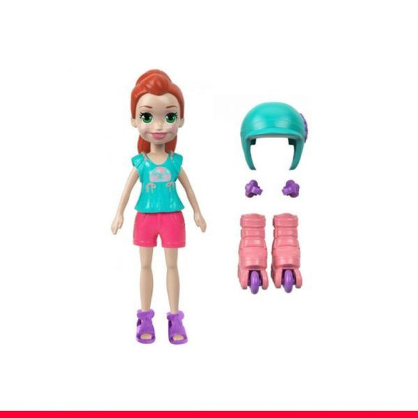3-Polly-Pocket-Lila-Patines-Chic