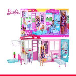 Barbie Casa Portátil
