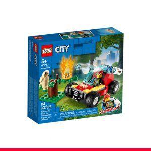 LEGO Incendio en el Bosque