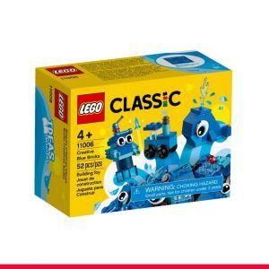 LEGO Ladrillos Creativos Azules