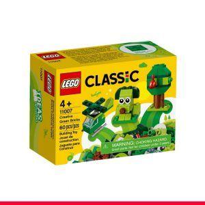 LEGO Ladrillos Creativos Verdes