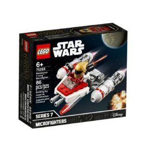 LEGO Resistance Y-Wing Microfighter