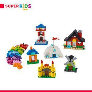 LEGO Ladrillos y Casas