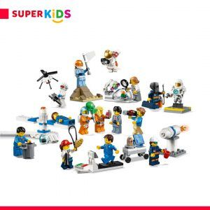 LEGO Pack de Figuras Investigación Espacial