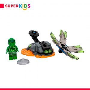 LEGO Spinjitzu Explosivo - Lloyd