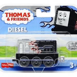 Tren Metálico Thomas Diesel