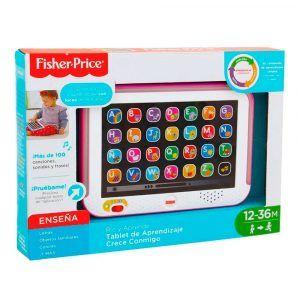 Fisher Price Tablet de Aprendizaje – Rosado
