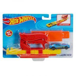 Hot Wheels Lanzador de Bolsillo