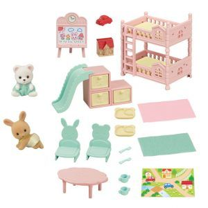 Baby Room Set Sylvanian Families