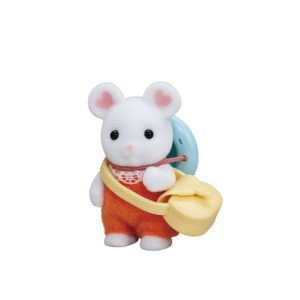 Marshmallow Mouse Baby
