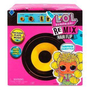 LOL Surprise Remix Hair Flip