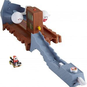Pista Mario Kart - Set de Pistas Boo