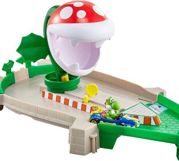 Pista Mario Kart - Piranha Plant Slide