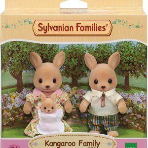 Familia Canguro Sylvanian Families (Euro)