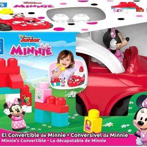Mega Bloks Convertible de Minnie