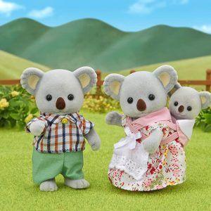 Koala Family Sylvanian Families