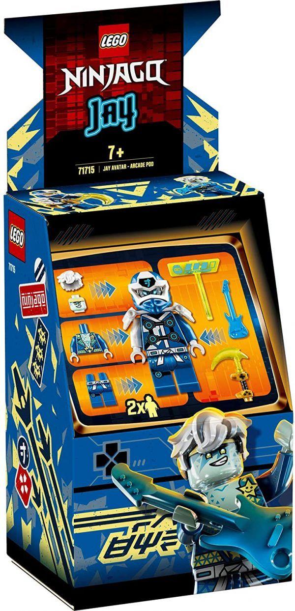 LEGO Ninjago Avatar de Jay