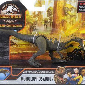 Jurassic World Ataque Salvaje - Monolophosaurus