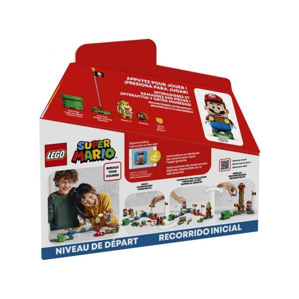 Lego Super Mario Recorrido Inicial