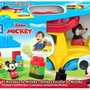 Mega Mega Bloks Autobús de MickeyBloks Autobús de Mickey