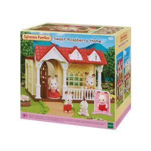 Sweet Raspberry Home Sylvanian Families