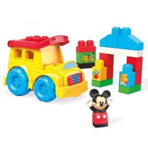 Mega Bloks Autobús de Mickey