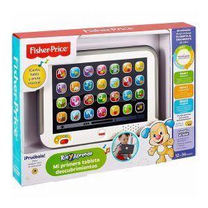 Fisher Pride Tablet de Aprendizaje - Gris