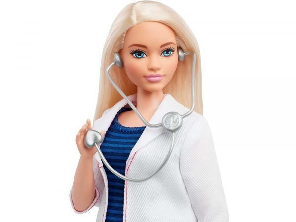 Barbie You Can Be Anything - Doctora