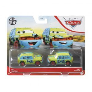 Set 2 Autos Cars 3 - Hit Golpear