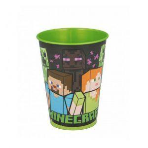 Vaso Minecraft 260 ml