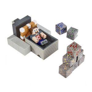 Set Minecraft - Lanza y Choca