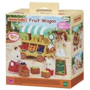 Fruit Wagon Sylvanian Families