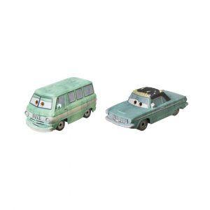 Set 2 Autos Cars 3 - Dusty Rusteze