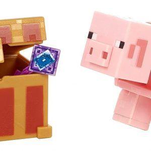 Figura Minecraft Dungeons - Piggybank