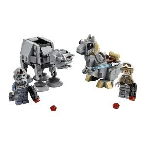 LEGO Star Wars Pack de Combate AT-ATy Tauntaun