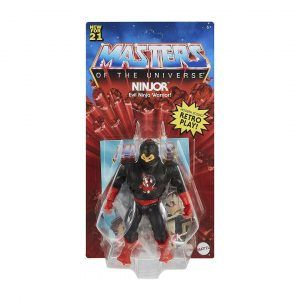 Figura He-Man and The Masters of The Universe - Ninjor