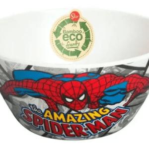 Bowl Spiderman