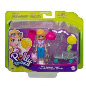 Polly Pocket Actividades - Polly Deportes Extremos