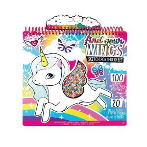 Find Your Wings - Sketch Portafolio Set