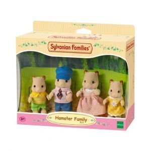Hamster Family Sylvanian Families