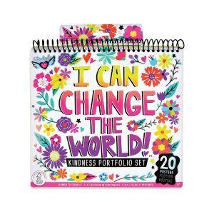 I Can Change The World - Portafolio Set