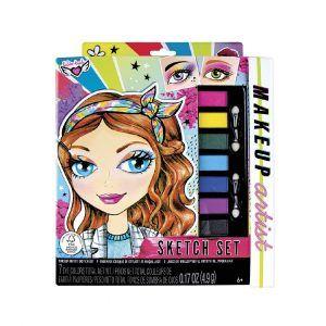 Make Up Artist Sketch Set
