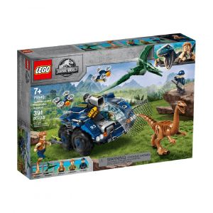 LEGO Fuga del Gallimimus y el Pteranodon