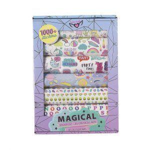 Set De Stickers Magical 1000+