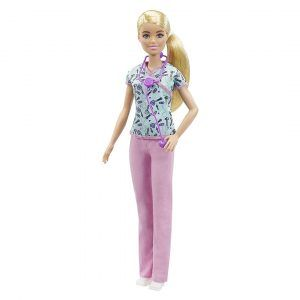 Barbie You Can Be Anything - Enfermera