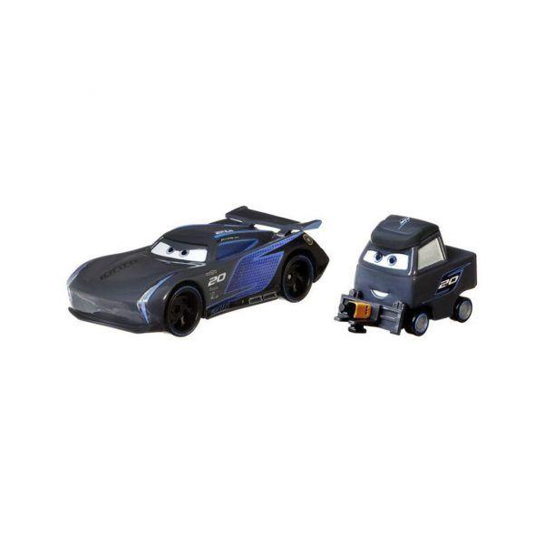 Set 2 Autos Cars 3 - Jackson Storm